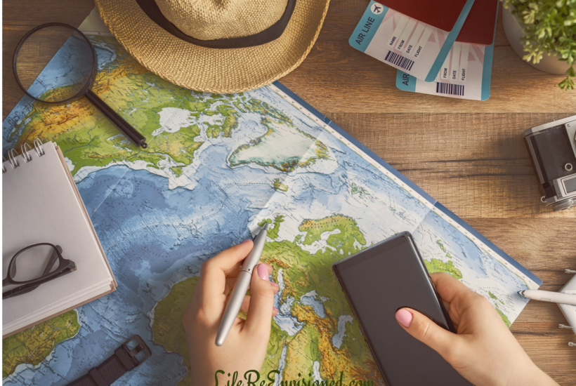 The must-have travel prep guide for the perfect vacation.