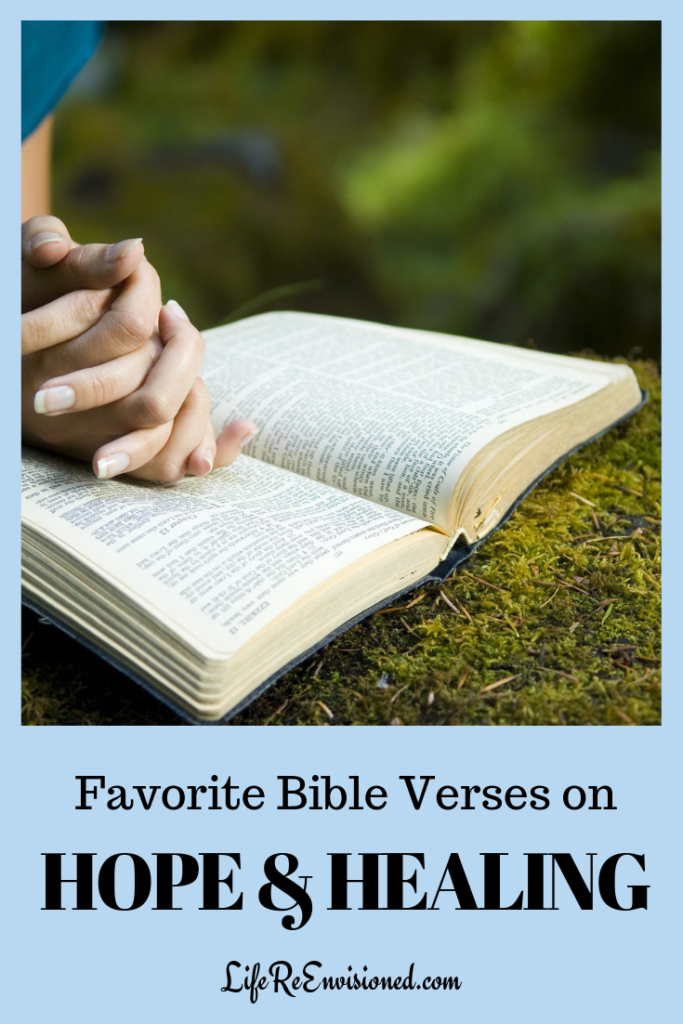 Bible Verses on Hope and Healing
