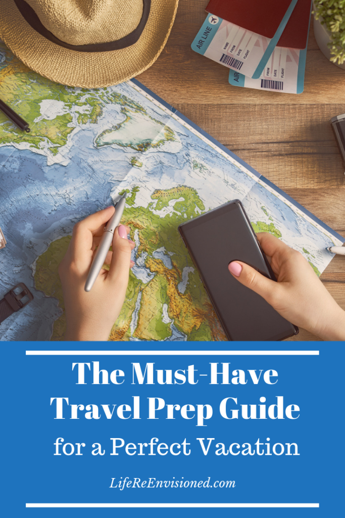Travel Prep Guide