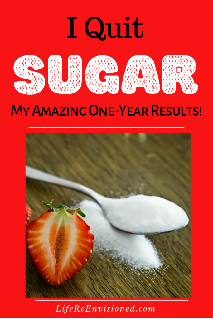 One-Year Results of Sugar-Free Living