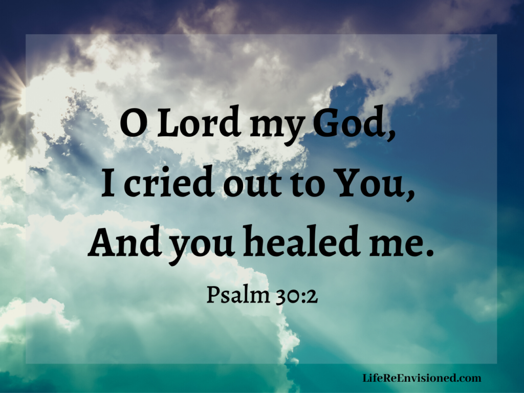 Favorite Bible Verses On Hope And Healing