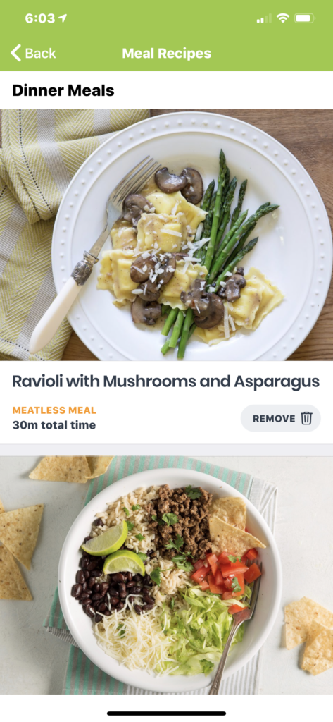 eMeals the Best Meal Plan Solution