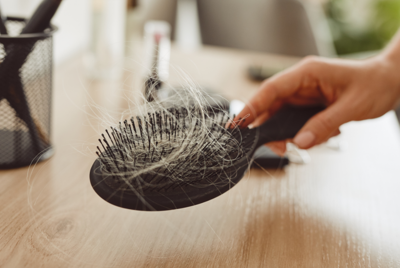 Hair Loss During Chemotherapy for Breast Cancer