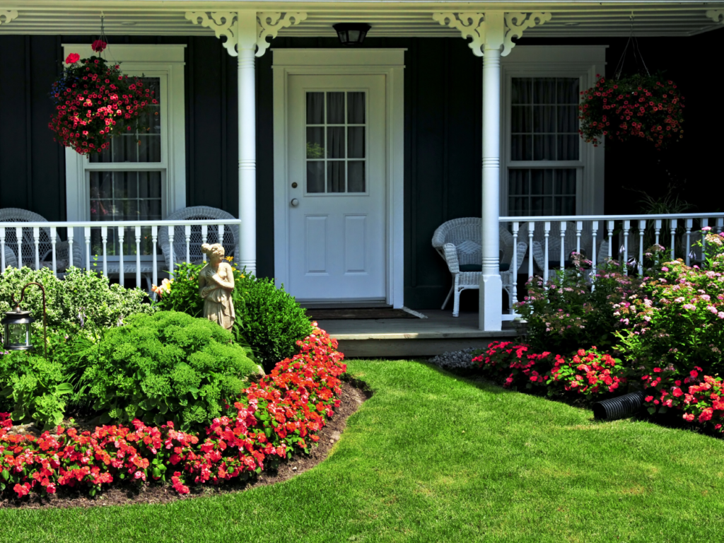 How to sell your home quickly in three days - Create curb appeal.