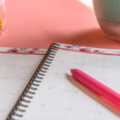 Ways to Get Organized and Stay Organized